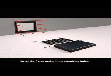 Crawl Space Door Systems, Inc. - Installation Animation Video for our Crawl Space Door