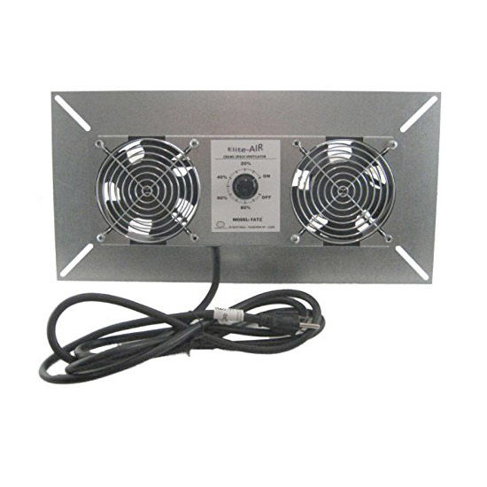 Elite-Air FAT2 220 CFM Dual Fan Ventilator