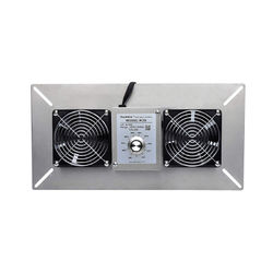 Shop Durablow Stainless Steel Dual Fans Ventilator